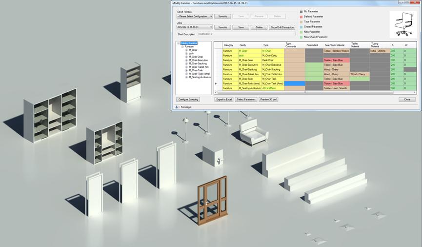 Smart Browser – AGACAD BIM / Autodesk® Revit® Architecture / Structure / MEP users.